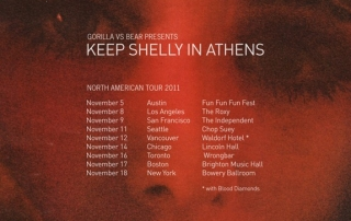 Keep Shelley in Athens