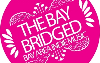 the bay bridged logo