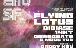 Low End Theory SF flyer 050412