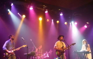 Here We Go Magic at The Independent, 6-12-12 - photo by Roman Gokhman 2