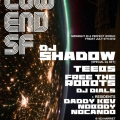 LowEndTheory flyer - July 6 2012