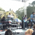 Young the Giant - live at Oysterfest 6-30-12 - photo by Roman Gokhman