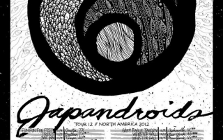 Japandroids North American Tour 2012