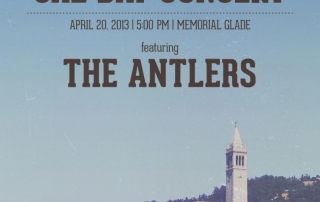 The Antlers @ UC Berkeley, 4/20/13