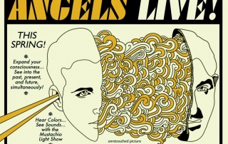 the black angels poster