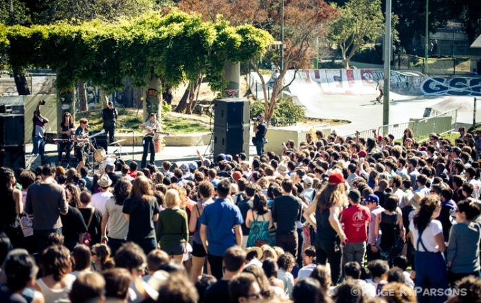 Love music festivals? The Bay Bridged is looking for a Production Intern