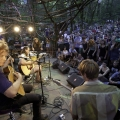 Ty Segall and friends @ Pickathon 2013 (Photo: Joseph Schell)