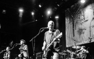 Superchunk - photo by Leslie Hampton