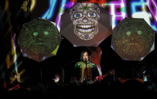 Of Montreal @ Great American Music Hall 11/8/13 - photo by Gary Magill
