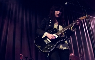 Those Darlins @ the Chapel, 11/13/13