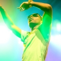 Lil B @ Regency Ballroom 11/15/13 - photo by Gary Magill
