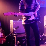 Courtney Barnett @ Rickshaw Stop 2/24/13 (Noise Pop 2014) - photo by Nicole Browner