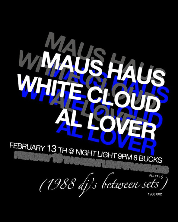 giveaway maus haus white cloud al lover the night light. Black Bedroom Furniture Sets. Home Design Ideas