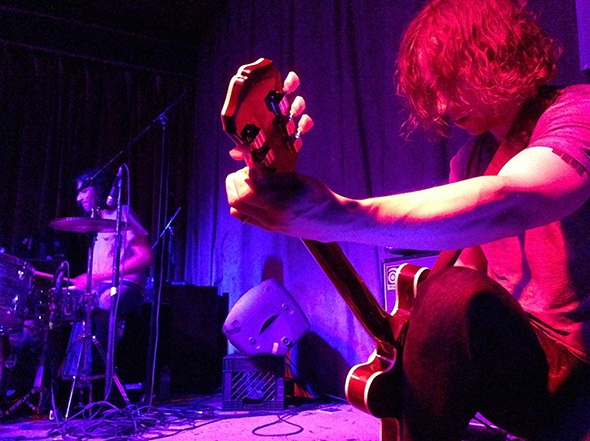 Noise Pop: No Age, Cheatahs, GRMLN, Straight Crimes pack the house at Brick & Mortar