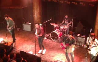 Black Lips @ GAMH 3/24 - Photo by: Tim Draut