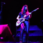 Noveller @ The Fox Theater, 3/22/14 - Photo by Gary Magill