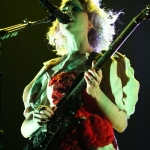 St. Vincent @ The Fox Theater, 3/22/14 - Photo by Gary Magill