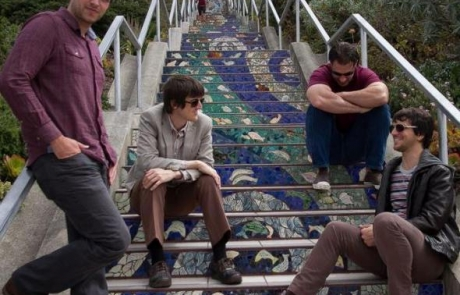 Ticket Giveaway Wednesday: The Greening @ Slim's 3/7/14