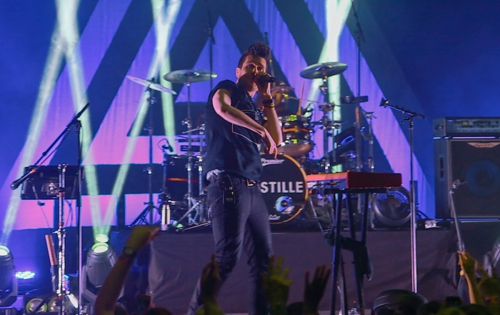 In Warfield performance, Bastille refuses to settle