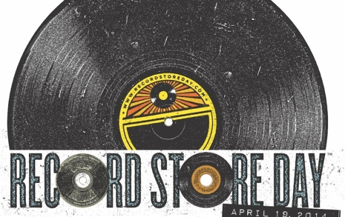 This Saturday is Record Store Day!