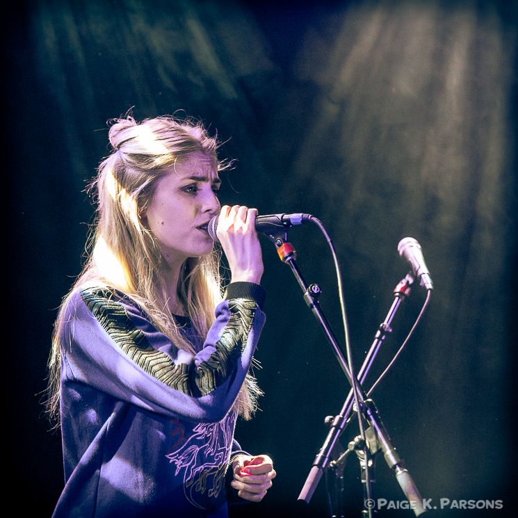 London Grammar @ The Independent, 3/27/14 - Photo by Paige K. Parsons