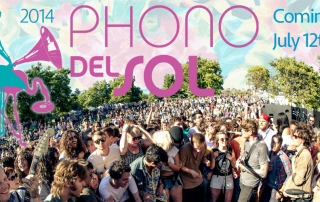 Phono del Sol 2014 - Save The Date