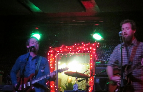 Review: Boy & Bear, Wildlife, Scary Little Friends @ Bottom of the Hill