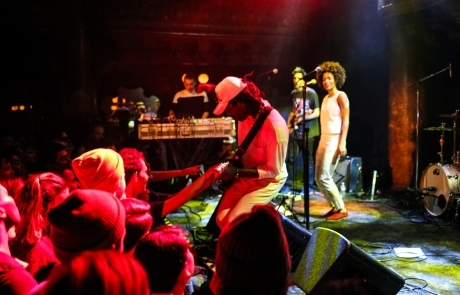 Blood Orange broods with dynamic funk and soul at sold-out Great American