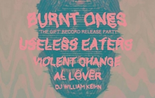 burnt ones release party