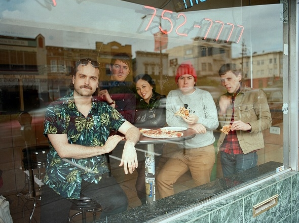"Cocktails drop ""Tough Love""; 'Adult Life' LP out June 17"