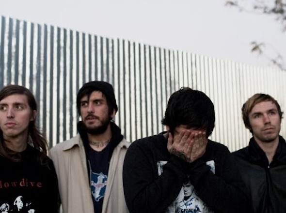 "Nothing announces SF show and new video for ""Bent Nail"""