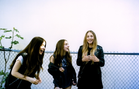 Outside Lands Interview: L.A. sisters Haim find connection with the City by the Bay
