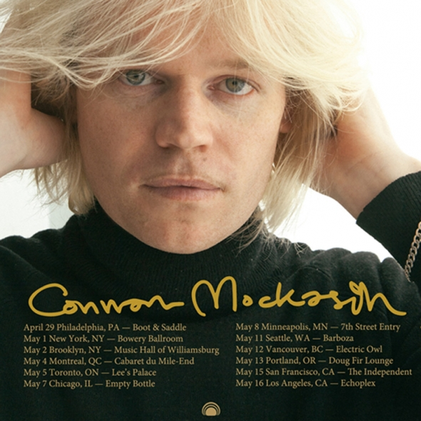 Connan Mockasin - tour