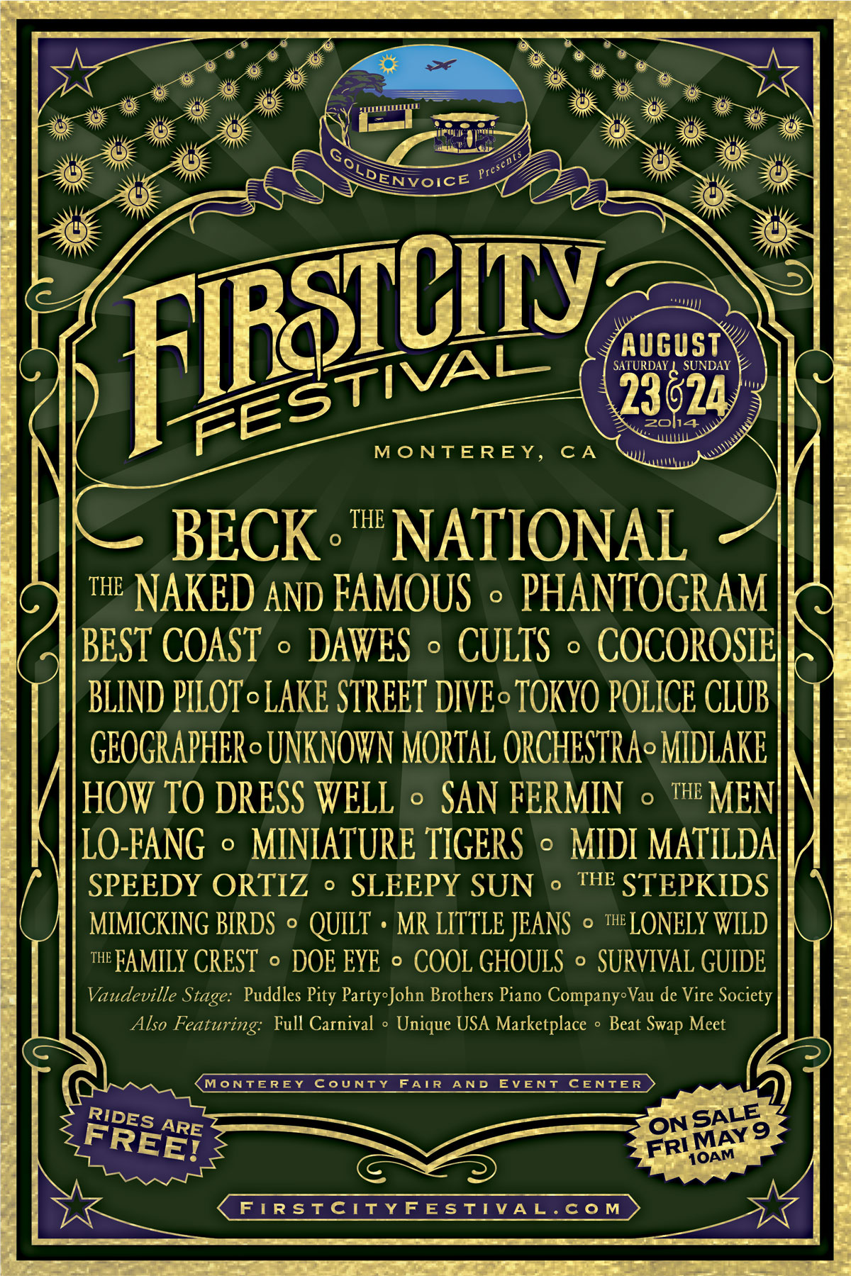 First City Festival 2014