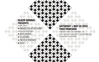 sleep genius poster