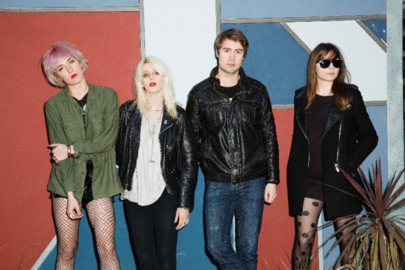 Ticket Giveaway Wednesday: White Lung, CYMBALS, and more