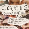 Couches - Comfy Summer Tour (Featured)