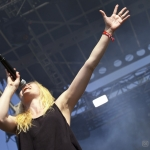 Delta Rae @ BottleRock 2014 - Photo by Daniel Kielman