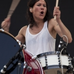 Matt and Kim @ BottleRock 2014 - Photo by Daniel Kielman
