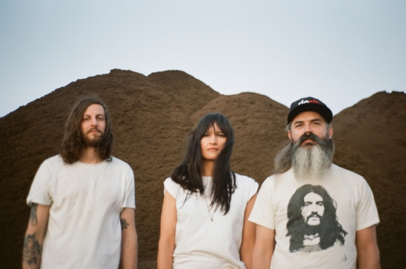 Moon Duo releasing live set, play The Fillmore in October