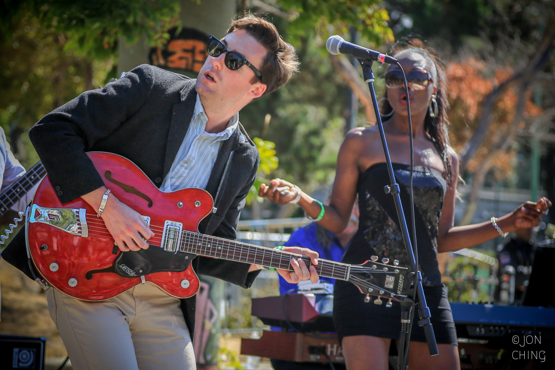 Phono Del Sol 2014: Nick Waterhouse - Photo by Jon Ching