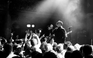 Deafheaven @ Great American Music Hall 7/2/14 (Photo: Alyssa Pereira)