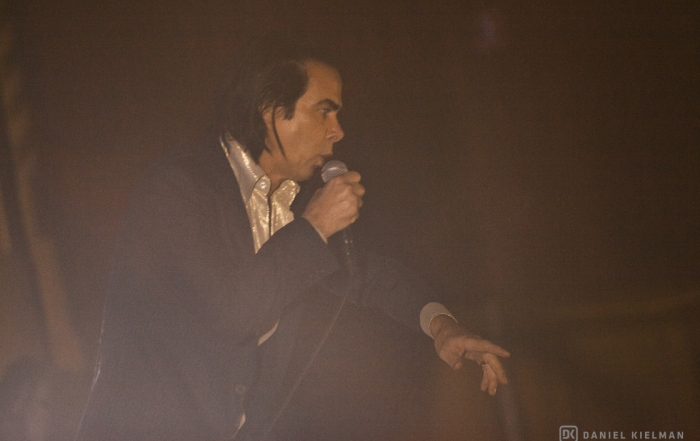 Nick Cave & The Bad Seeds: stealing souls at The Warfield