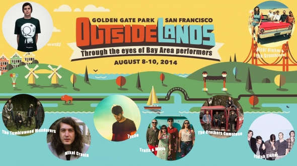 Outside Lands a homecoming for performers with Bay Area ties