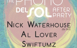 Phono del Sol Post-Party Final Poster