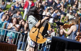 Phono del Sol 2014: Thao & the Get Down Stay Down - Photo by Daniel Kielman
