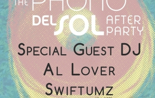 2014 Phono del Sol After-Party