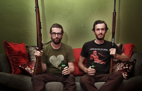Ticket Giveaway: Andrew Jackson Jihad at Slim's 7/28/14