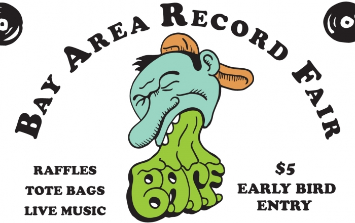 Bay Area Record Fair expands for second takeover of Thee Parkside