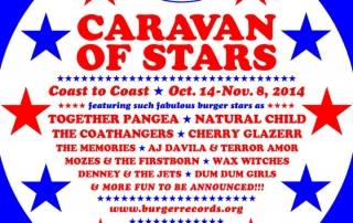 Burger Records Caravan of Stars